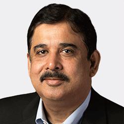 Pranab Sinha headshot