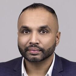 Salen Goundar headshot