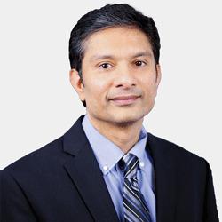 Rajesh Nagarajan headshot
