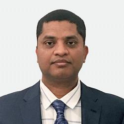 Kiran Govindaraju headshot
