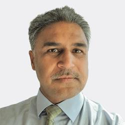 Tariq Habib headshot