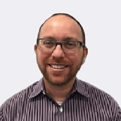 Barak Feldman headshot