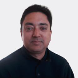 Ash Mahajan headshot