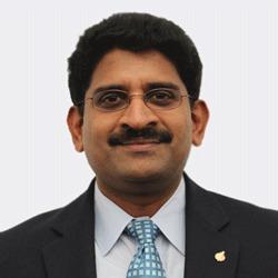 Raj Sampoornam headshot