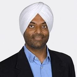 Gagan Singh headshot