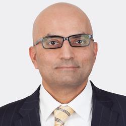 Rashid Wasti headshot