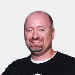 Mark Jackson headshot