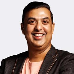 Prakash Kota headshot