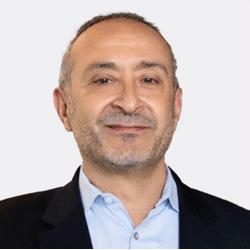 Aref Matin headshot