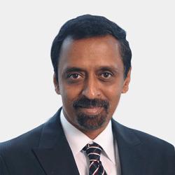 Dr. Vijay Gandapodi headshot