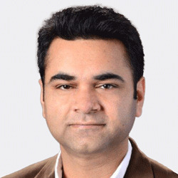 Agam Upadhyay headshot