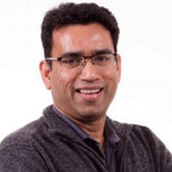 Gaja Nagarajan headshot
