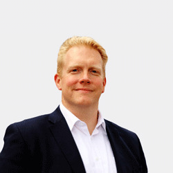 Matt Gordon-Smith headshot