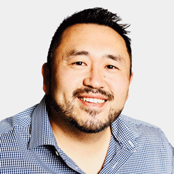 Raymond Peng headshot