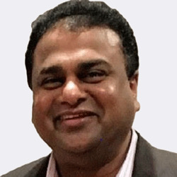 Ashok Chennuru headshot