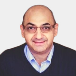 Deepak Kaul headshot
