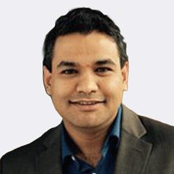 Arun Kandel headshot
