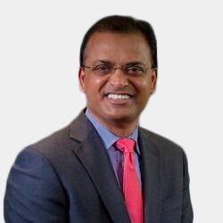 Bala Sathyanarayanan headshot