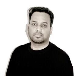 Srinath Reddy B headshot