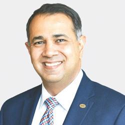 Anil Arcalgud headshot
