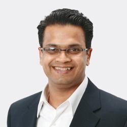 Srinivasan Sankar headshot