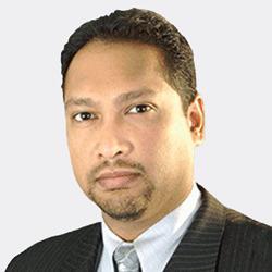Sanjay Sardar headshot