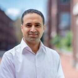 Tamir Hegazy headshot
