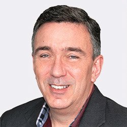 William Lidster, PhD headshot