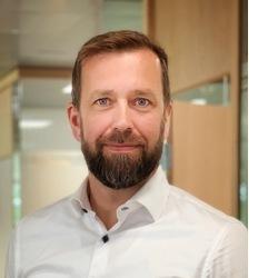 Jørgen Gulnes headshot