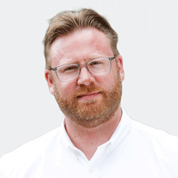 Tim Grieveson headshot