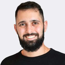 Yaniv Bar-Dayan headshot