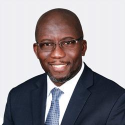 Bashir Agboola headshot