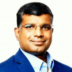 Sudhakar Virupakshi headshot