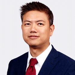James Yang headshot
