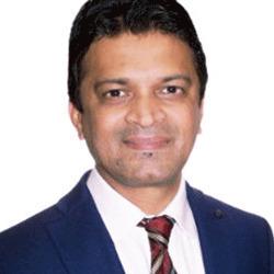 Anish Singh headshot