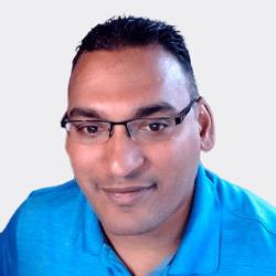 Hemanth Manda headshot