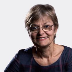 Nan Gibson headshot