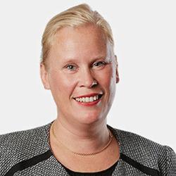 Johanna Birgersson headshot