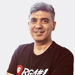 Devesh Sinha headshot