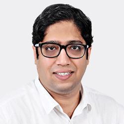 Ankur Ahuja headshot