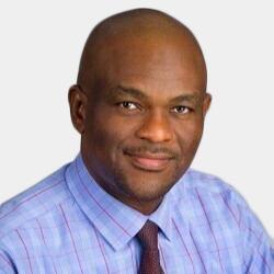 Peter Adebi headshot