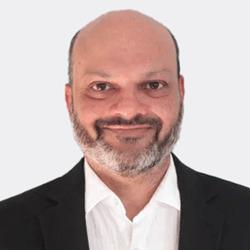 Kiran Kanetkar headshot