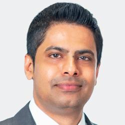 Venkat Gopalan headshot