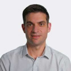 Barry Panayi headshot
