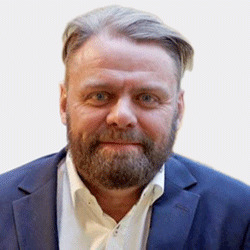 Ola Arvidsson headshot