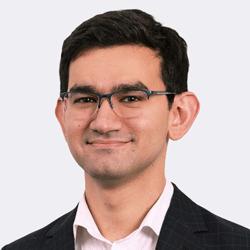 Shashank Kaul headshot