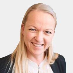 Marika Lindström headshot