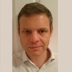 Joel Clark headshot
