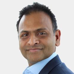 Niresh Rajah headshot