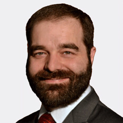 Aaron Weismann headshot